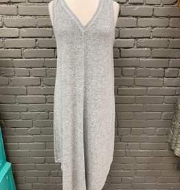 Dress Nash Gray Midi Dress