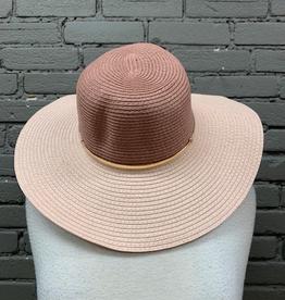 Hat Colorblock Sun Hat