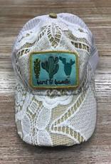 Hat Hard To Handle Crochet Hat