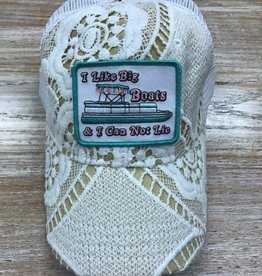 Hat Big Boats Crochet Hat