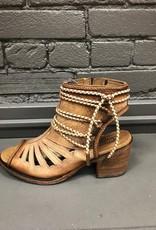 Shoes Bone Lace Tall Top Sandal