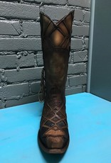 Boot Honey Lizard Laser Overlay & Lace