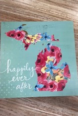 Decor Happily Ever After 8x8 Sign