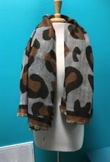 Scarf Chessie Leopard Blanket Scarf