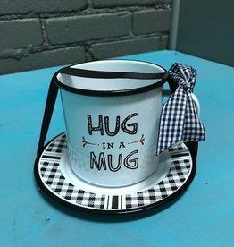 Kitchen Christmas Mug/Saucer Set