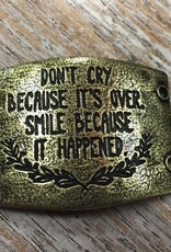 Jewelry Dont Cry Sentiment