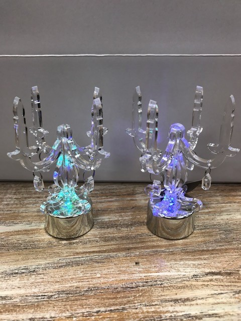 Decor LED Candelabra