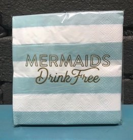 Kitchen Mermaids Napkins