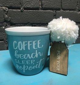 Mug Beach Repeat Mug