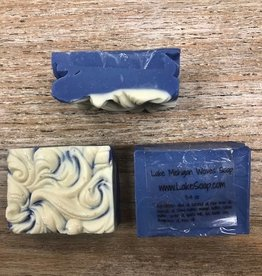 Beauty Lake Soap, Lake Michigan Waves