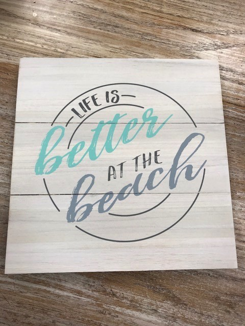 Decor Better Beach Pallet 10x10