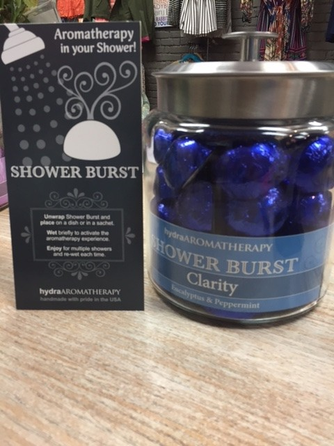 Beauty Shower Burst- Clarity