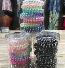 Accessory Spiral Hair Tie