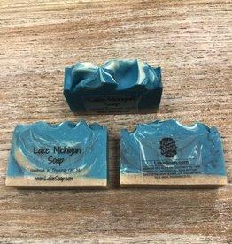 Beauty Lake Soap, Lake Michigan