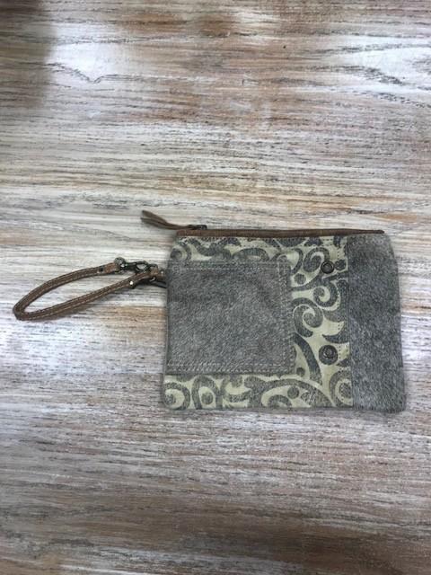 Bag Hide Segmented Small Bag