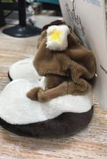 Kid's Baby Cowboy Slippers 0-12mon