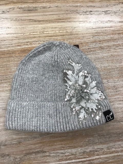 Beanie Knit Applique Beanies