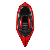 Alpacka Raft Classic Boat, Removable Whitewater Deck, No Cargo
