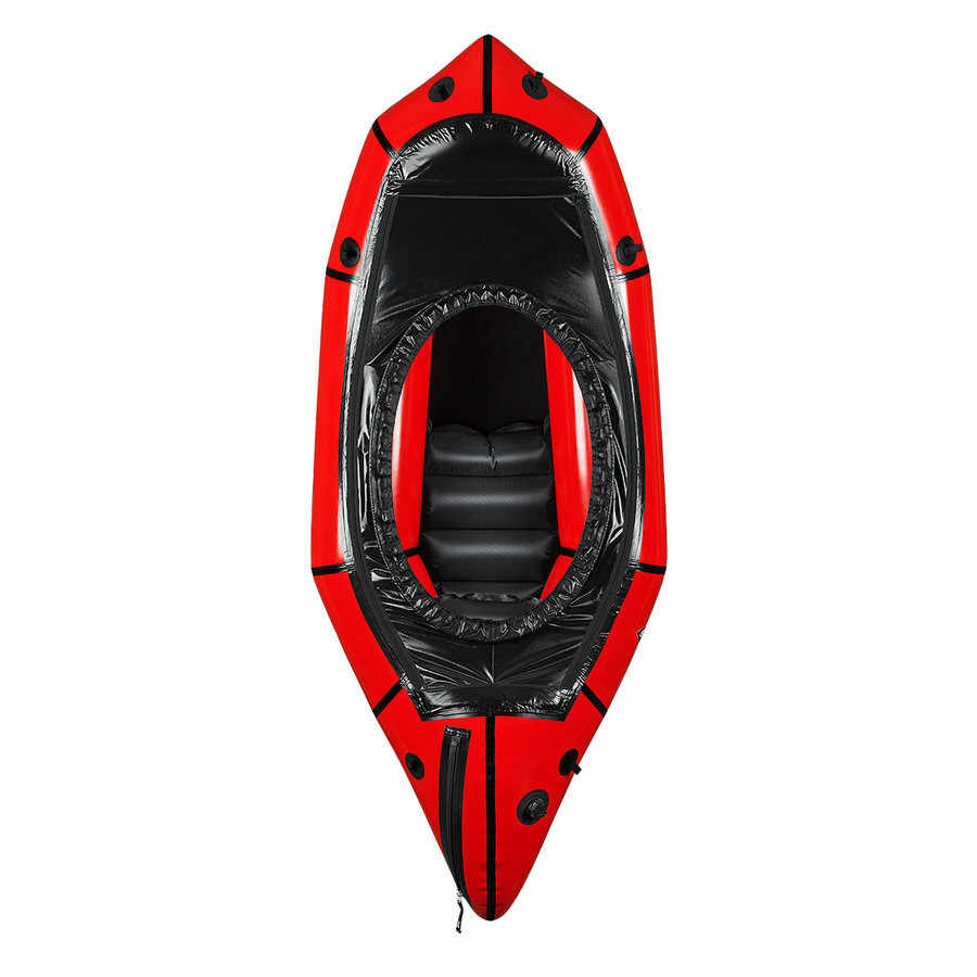 Alpacka Raft Classic Boat, Removable Whitewater Deck, Cargo