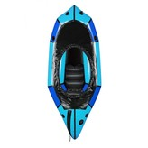 Alpacka Raft Classic Boat, Whitewater Deck, Cargo