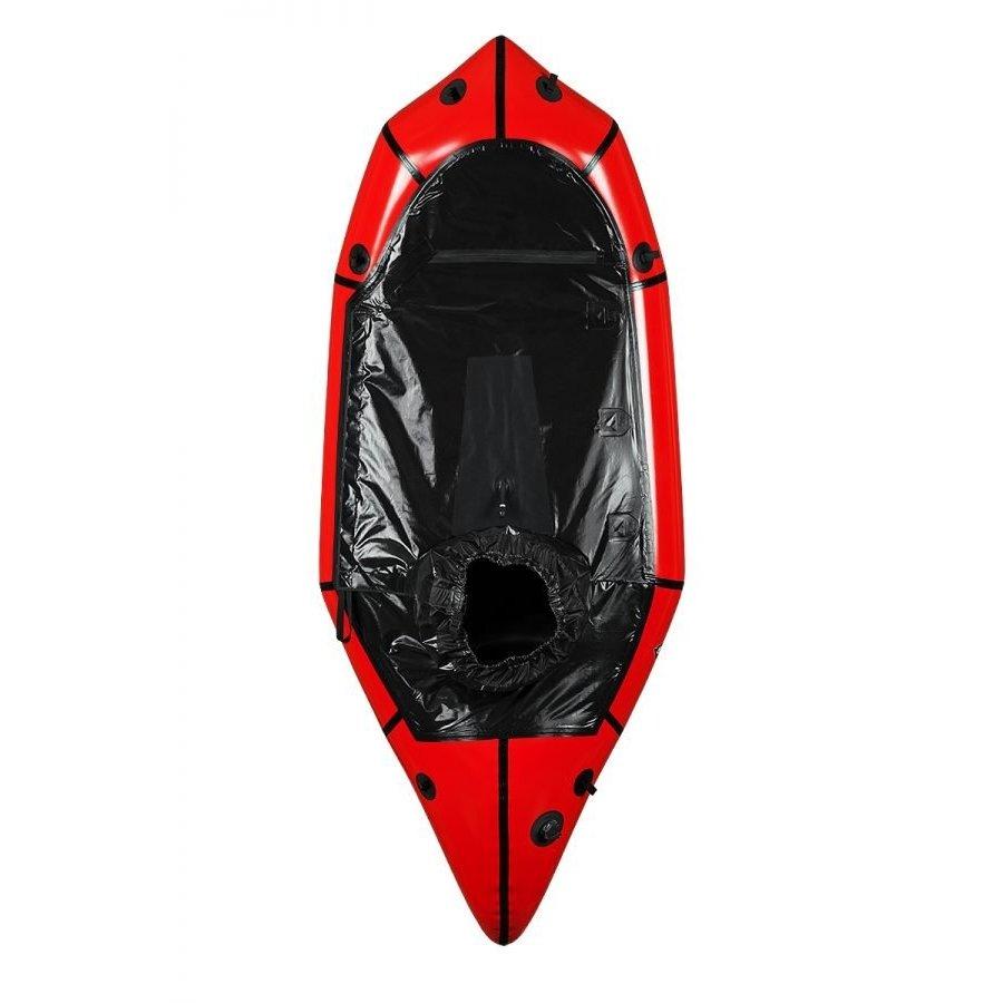 Alpacka Raft Classic Boat, Cruiser Deck, No Cargo