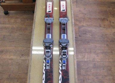 Mountaineering Skis