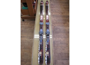 Mountaineering Skis