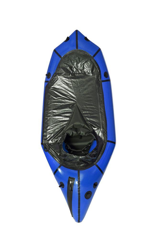 Alpacka Raft Cruiser Decked W/Cargo