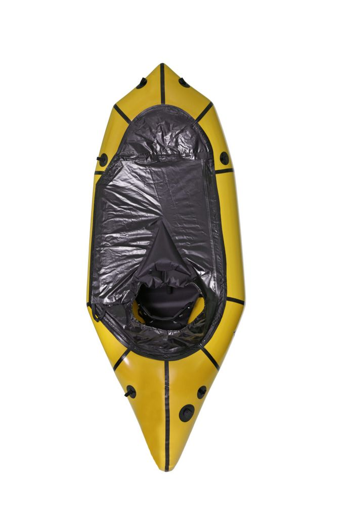 Alpacka Raft Cruiser Decked