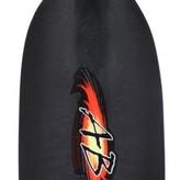 Aqua Bound Shred Carbon Black CR Blade/Carbon Twill Shaft 4pc