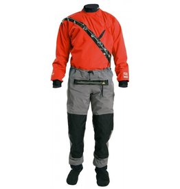 Kokatat G-Tex Front Entry Suit W/ Relief Zip & Socks