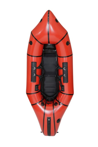 Alpacka Raft Gnarwhal Whitewater