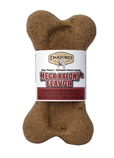 Darford Darford Junior Mega Bone Bacon, 3.5 oz bone