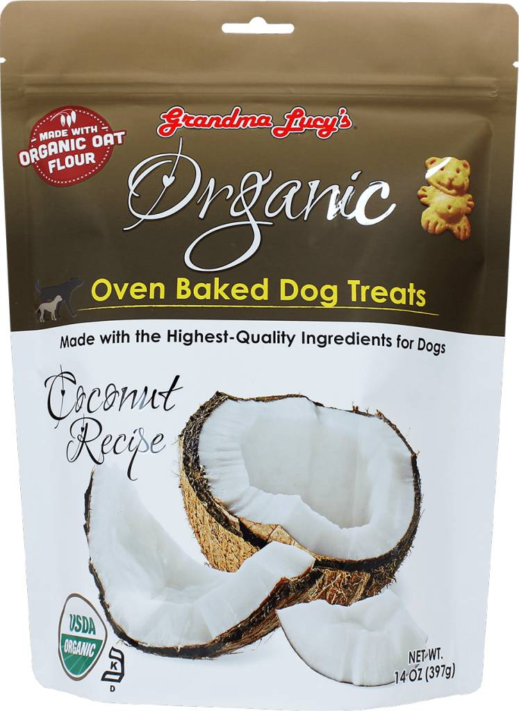 Grandma Lucy's Grandma Lucy's Organic Baked Coconut Treats 14 oz
