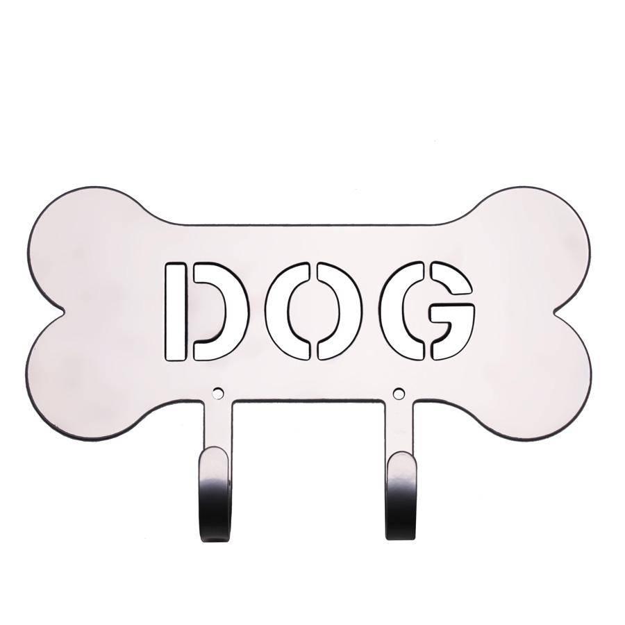 """Harry Barker Harry Barker """"Dog"""" Leash Rack - Silver Product Image"""