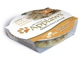 Applaws Applaws Additive Free Chicken Breast with Duck Cat Food, 2.12oz tray Product Image