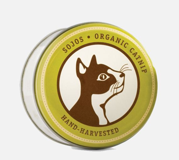 Sojos Sojos Organic Cat Nip, 1 oz tin Product Image