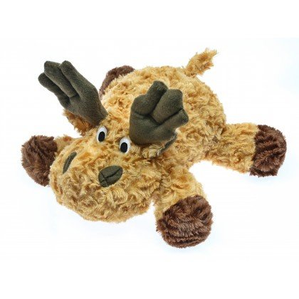 "Patchwork Pet Patchwork Pet Swirl Moose, 8"""