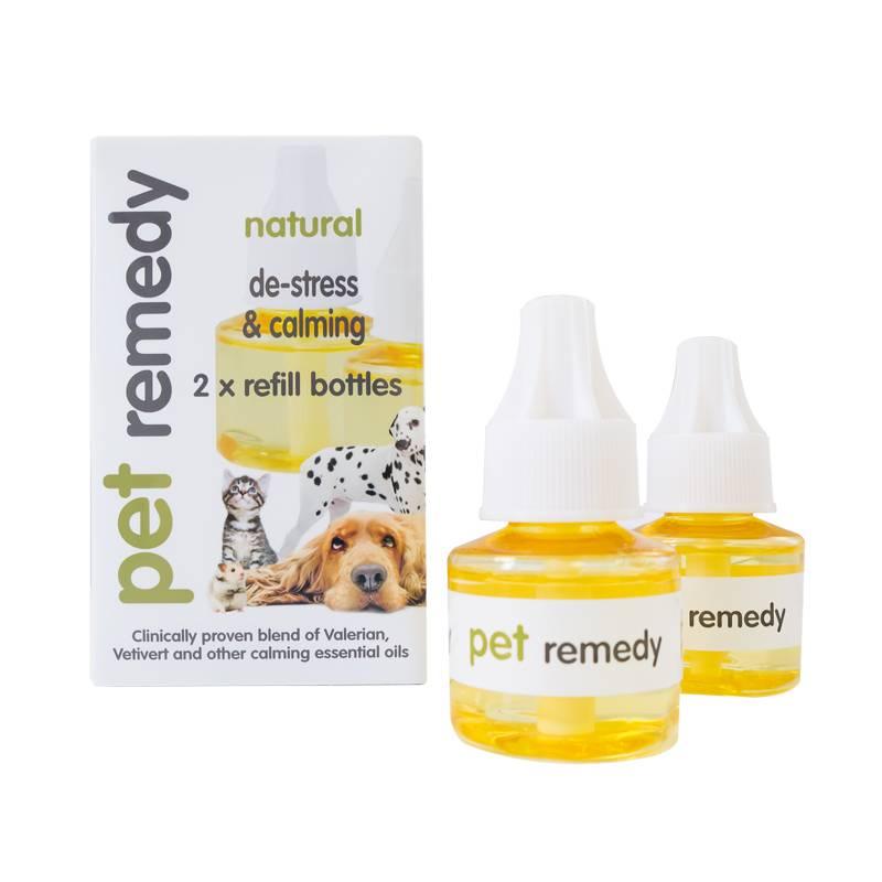 Pet Remedy Pet Remedy De-Stress & Calming Refill, 2 x 2.7 oz bottles
