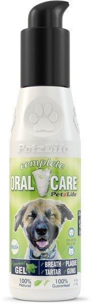 PetzLife PetzLife - Peppermint Oral Care Gel, 4 oz bottle