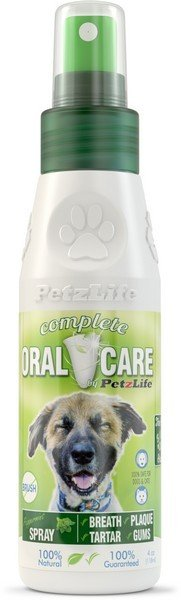PetzLife PetzLife Peppermint Oral Care Spray, 4 oz bottle