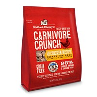 Stella & Chewy Stella & Chewy's Carnivore Crunch Chicken 3.25 oz bag