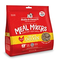Stella & Chewy Stella & Chewy's Chicken Meal Mixers Lil' Superblends Freeze-Dried Dog Food Topper, 8 oz bag