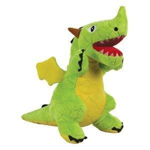 Tuffy Mighty Toy - Dragon Jr. Green