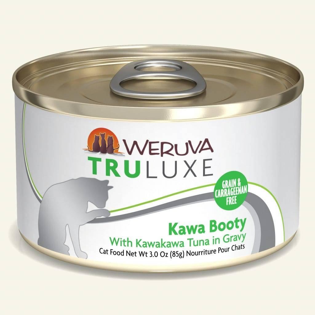 Weruva Weruva Truluxe Kawa Booty with Kawakawa Tuna in Gravy, 6 oz can