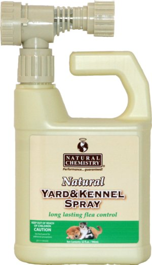 Natural Chemistry Natural Chemistry Yard and Kennel Spray, 32 oz bottle