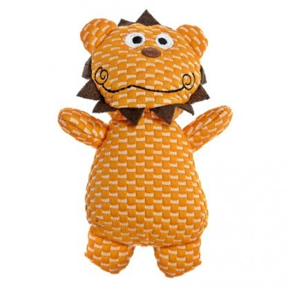 "Patchwork Pet TuffPuff Lion, 6"" by Patchwork Pet Product Image"
