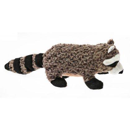 "Patchwork Pet Swirl Raccoon, 8"" by Patchwork Pet"