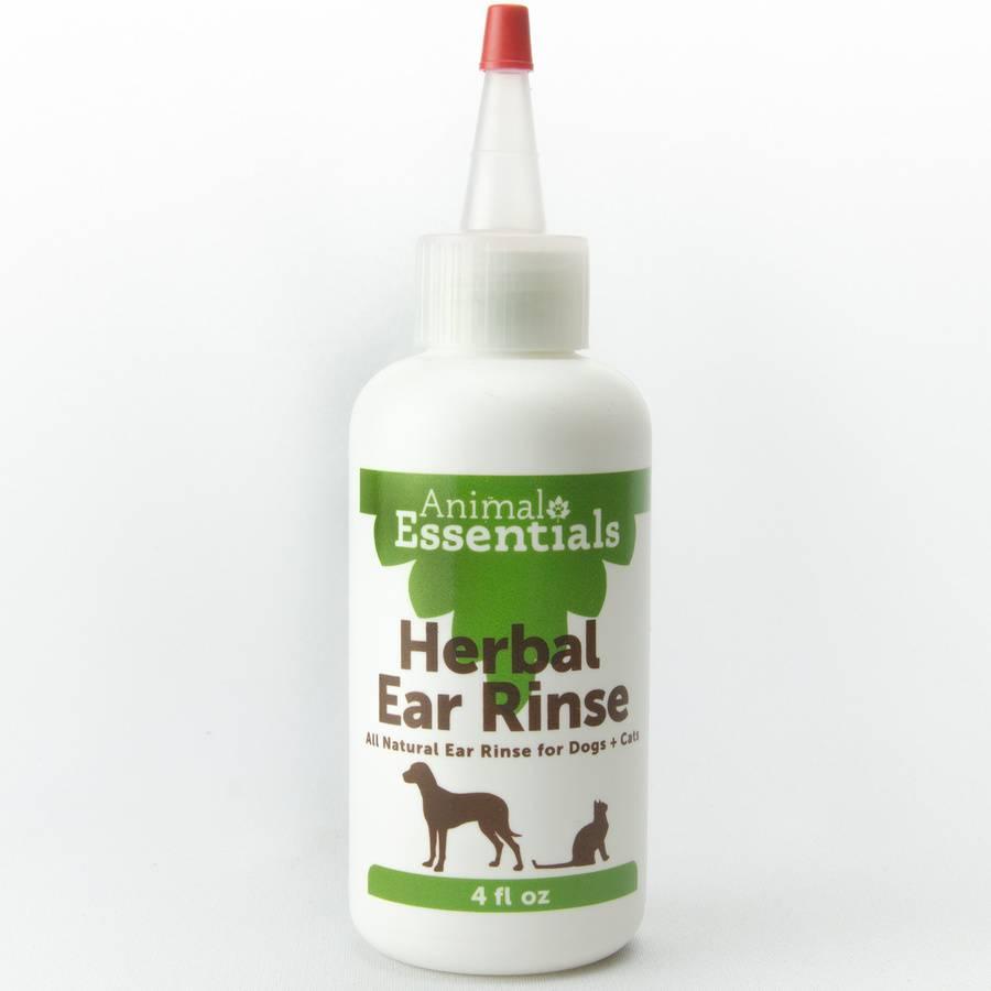 Animal Essentials Animal Essentials Herbal Ear Rinse, 4 oz bottle