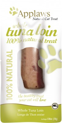 Applaws Applaws Whole Tuna Loin Cat Treat, 1.06 oz Product Image